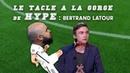 Hype tacle à la gorge Bertrand Latour (L' Equipe Du Soir) - TempsMort 01/02/19 {OKLM TV}