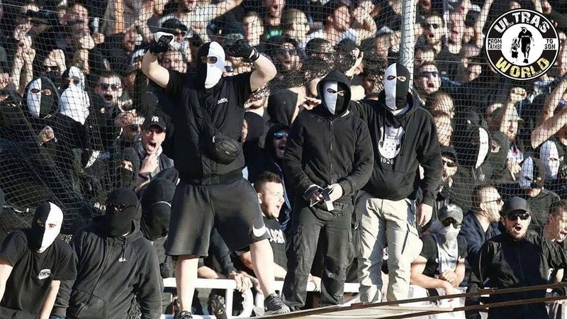 Top-5 Ultras of the Week (7 May - 13 May 2018) Ultras World