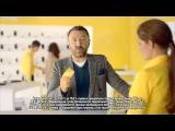 Сергей Шнуров рекламирует карту