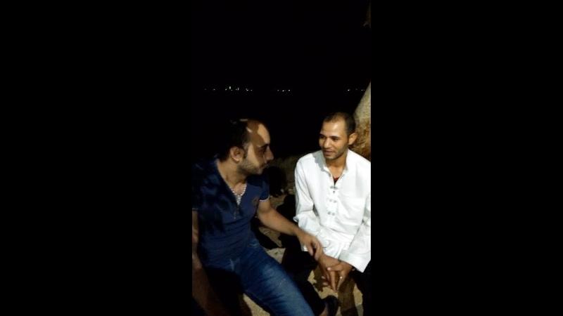 قصه كفاح الشاب رمضان وتعليقه على حنفى السي1