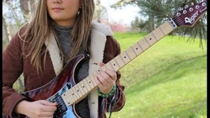 The Making of a Superstar Female Guitarist Tina S Throughout the Years FULL Interview