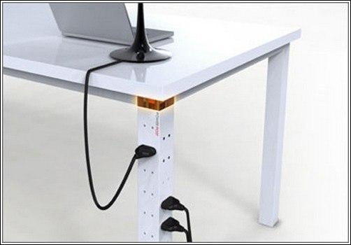 Отличное решение для компьютерного стола