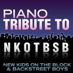 Piano Tribute Players альбом Piano Tribute to NKOTBSB