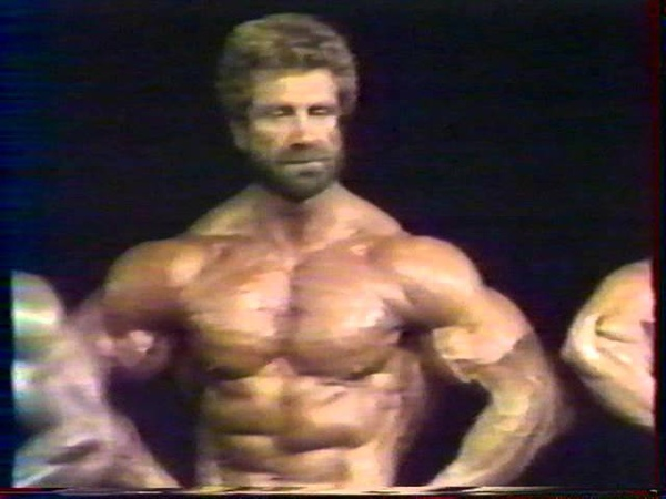 MR OLYMPIA 1984