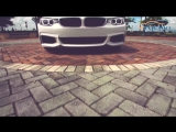 BMW 435i M Sport F32 на 20 дисках Vossen CV7 на 4 точки. Шины и диски 4точки - Wheels &amp Tyres