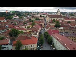 Lithuania travel-vilnius _baltic_old town_university_st. annes church