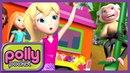 Polly Pocket en Español Misión Mariposa 1 Hora de Aventura 🌈 Película completa Dibujos animados