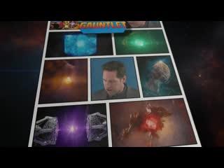 Титры #AvengersEndgame