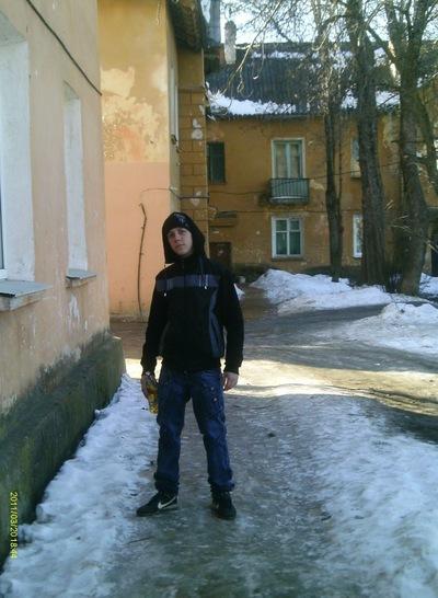 Денис Комолов, 24 октября 1988, Санкт-Петербург, id142593368
