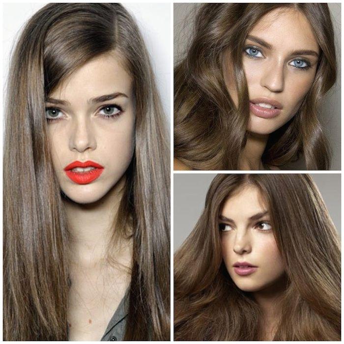 Как сделать русые волосы красивее 711