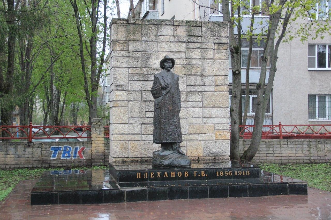 Памятники липецк фото 9 кв исторические памятники в екатеринбурге
