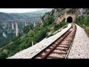 Pruga Beograd - Bar, kanjon Morače (Belgrade - Bar railway)