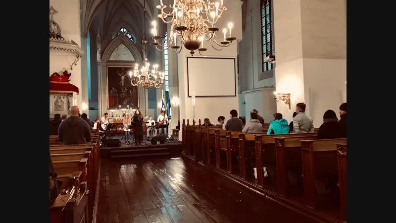 ПРЯМОЙ ЭФИР молитвенной конференции «Пенуэл» в Таллине (церковь «Олевисте»)