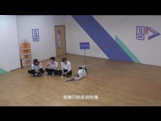 180402 За кадром 11 эпизода. Команда Чен Сяо
