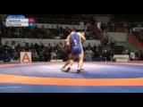 ЧР ГРБ-15 до 66 кг. 1/4 финала. Семёнов Санал - Абдуллин Аслан