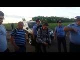 В Сети появилось видео драки в Новохоперском районе, снятое сотрудником ЧОП «Патруль»