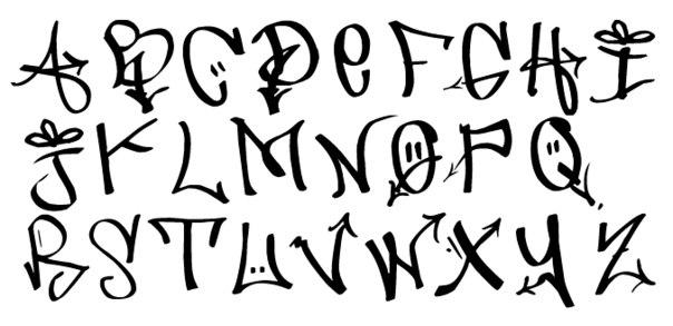 Стандартные шрифты веб - 0097d