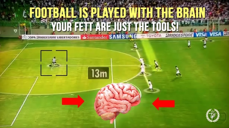 Smart Intelligent Plays in Football | Smart Skills - Brain Over Physique