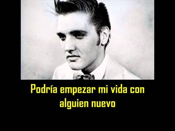 ELVIS PRESLEY - It wouldn´t be the same without you ( con subtitulos en español ) BEST SOUND