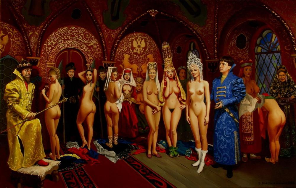 как трахались цари в россии - 12
