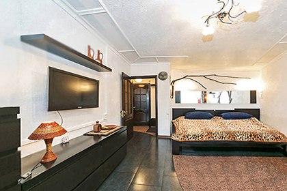 фото-комната | Квартира на сутки в Москве, Россия, Москва-Сити, Экспоцентр, метро Белорусская, 1905 года