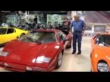 Гараж Джея Лено / Lamborghini Countach 1986