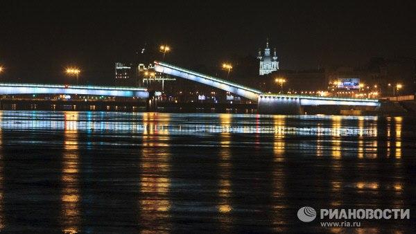 2007 год график развода мостов санкт петербург: