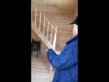 Отзыв заказчика по строительству дома из Профилированного бруса