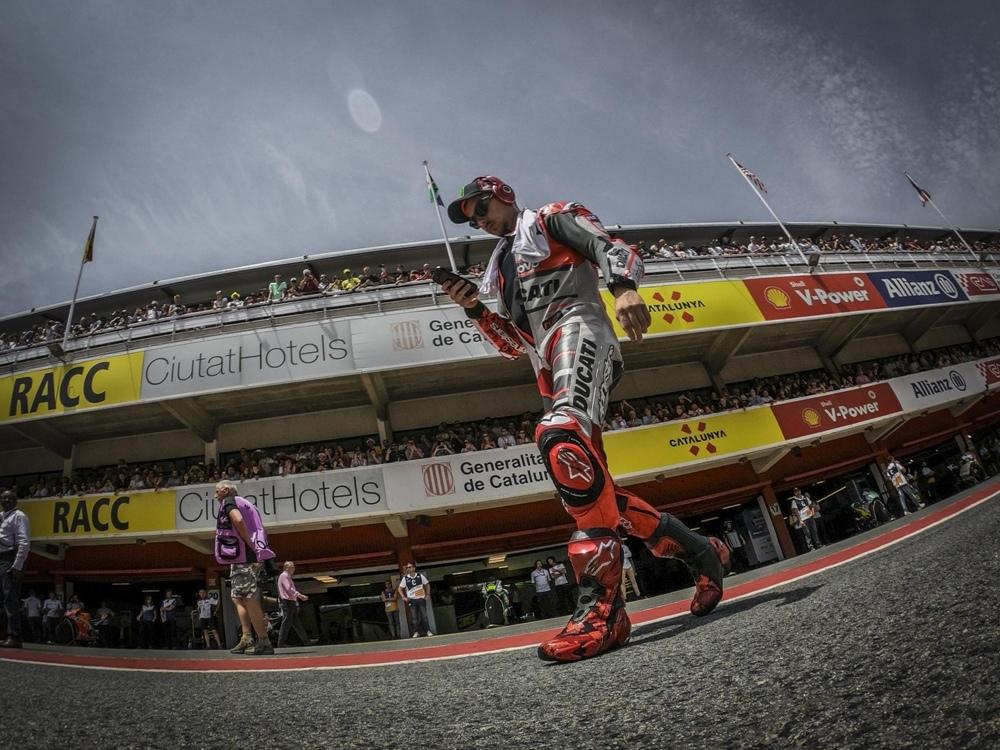 Фотографии Гран При Каталонии 2018