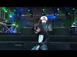 A$AP Rocky - Canal St. (Jimmy Kimmel Live) ft. Bones