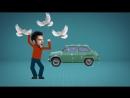 BRB Animation - Лебедь ебака