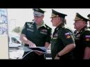 Визит Министра обороны генерала армии Сергея Шойгу в строящийся технополис «Эра» в рамках рабочей поездки в ЮВО