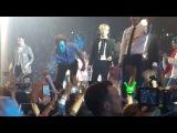 FANCAM 170302 B.A.P, AOA, SHINee, B1A4 and CN Blue - Saying Bye to Fans