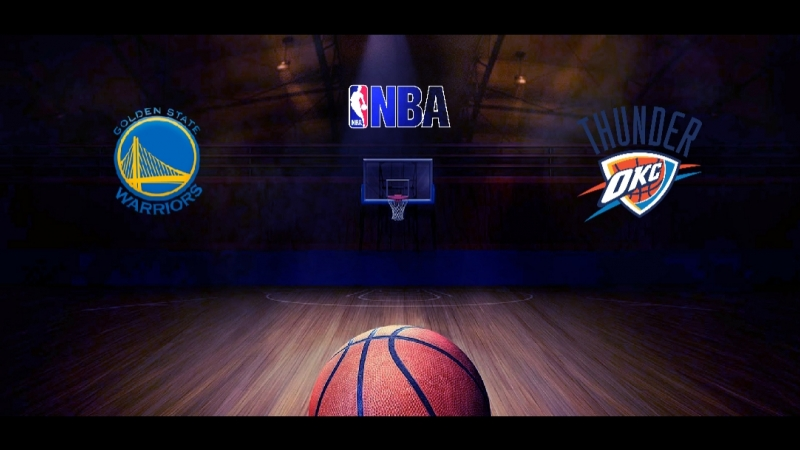 🏀 Oklahoma City Thunder vs Golden State Warriors 05:30 МСК на русском языке