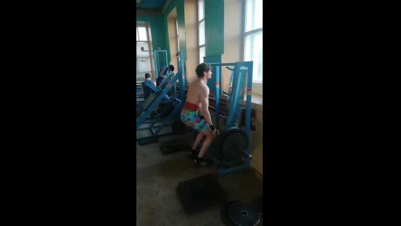 Румынка 130 кг