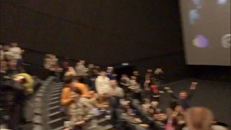 Ростовчане поддержали премьеру фильма Ромы Жигана @romajigan «BEEF: Русский Хип-Хоп».