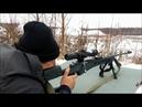 Как стреляют Орсис Вепрь и Трёхлинейка на 500 метров
