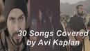 30 Songs Covered By Avi Kaplan