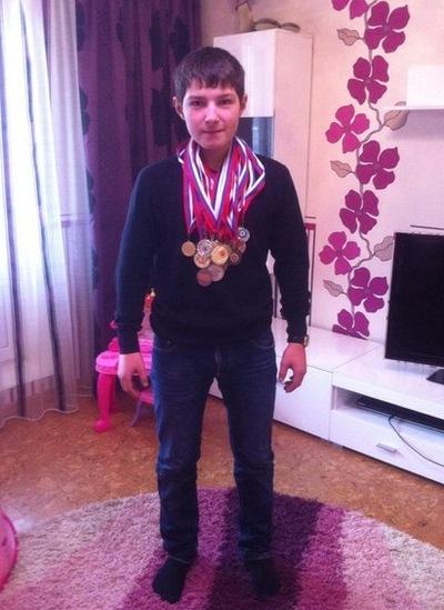Артем Одношов, 11 октября , Пермь, id150746493