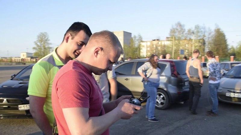 Автоклуб Переславля. Флешмоб