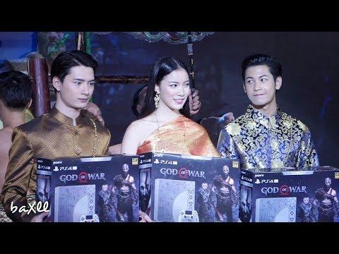 180419 SingtoKrist - God of War Midnight Launch @ Siam Pavalai - Siam Paragon