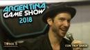 ARGENTINA GAME SHOW 2018 - Troy Baker y su papel en Death Stranding