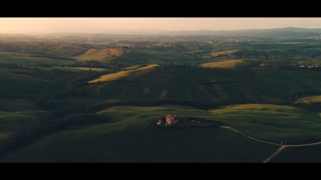 This is Tuscany