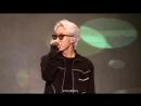[FANCAM] Zion.T - No Make Up | K-POP COOL FESTIVAL | Dunnae Elementary School | Hoengseong (11.08.2018)