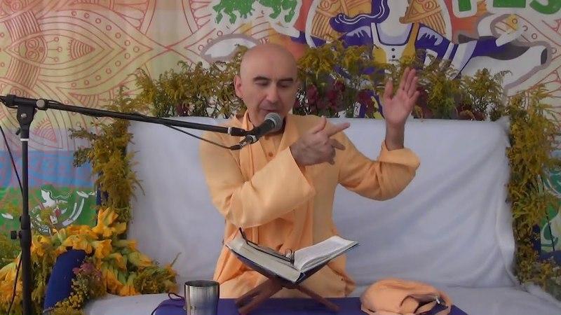 Обрезать канал с демонической цивилизацией (Е.С. Бхактиведанта Садху Свами)