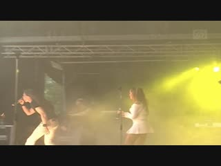 E-Type - Camilla (Live,Kaivarin Kesakonsertti 2004)