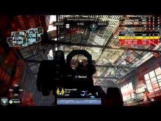 Xfinity vs Vexx Gaming - Game 5 - LB Round 2  - CoD Championships 2014