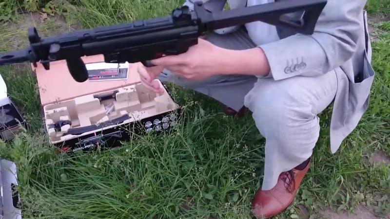 Пистолет Пулемет Umarex Heckler Koch MP5 K PDW купить popadiv10.ru.mp4