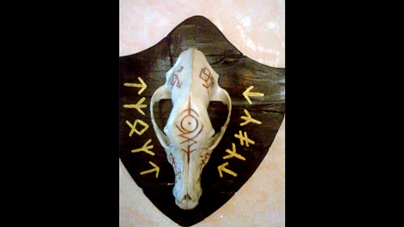 Мощный Защитный Щит Оберег Цербер - Магическая Защита вас и Дома