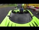Роскошный катер Lamborghini